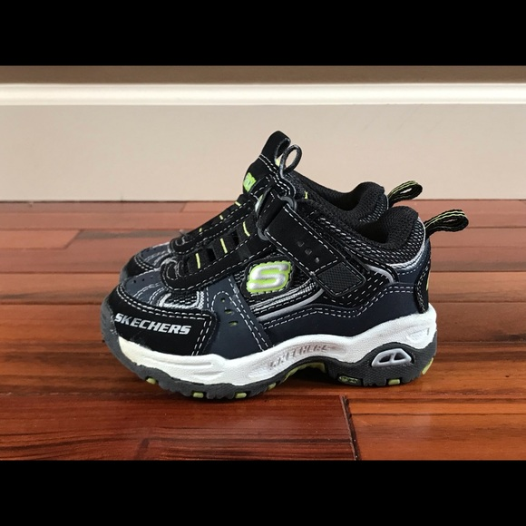 Skechers Toddler Baby Boy Shoes Size 5